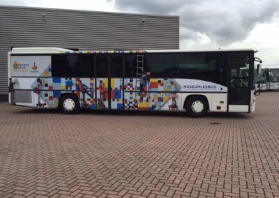 Gemeentemuseum-bus