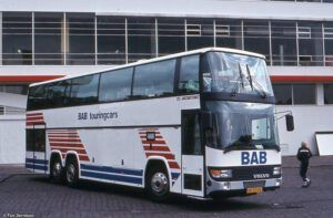 BAB Vios touringcar dubbeldekker