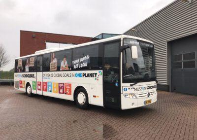 Nieuwe Museon bus anno 2019